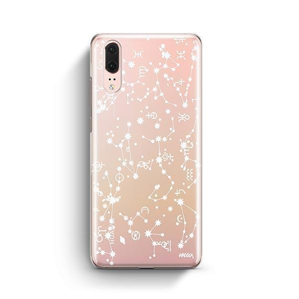 Constellation Huawei P20 Case Clear