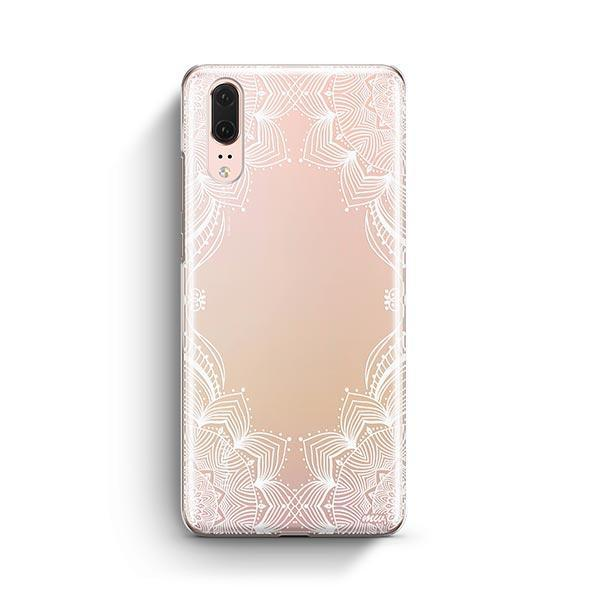 Illume Henna Huawei P20 Case Clear