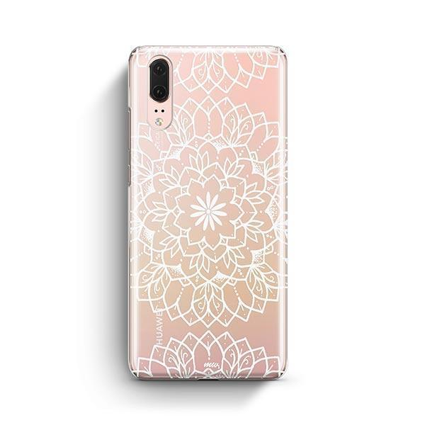 Sweet Daisy Huawei P20 Case Clear
