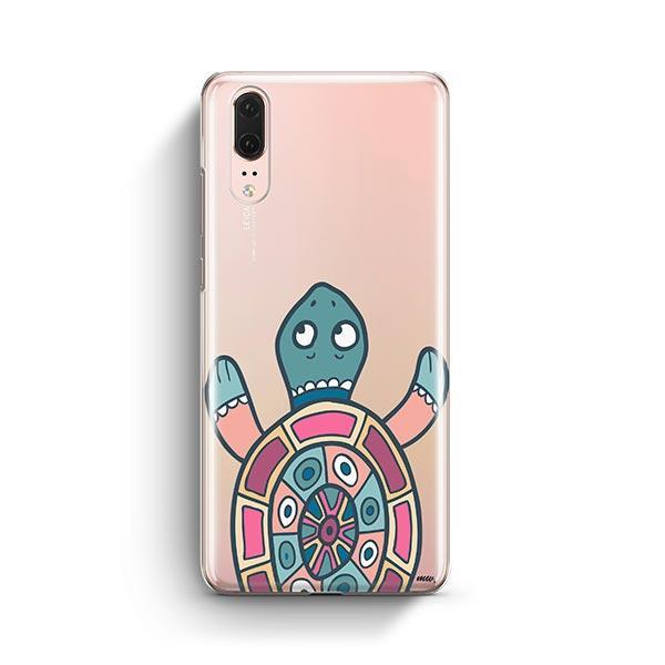 Turtle - Huawei P20 Case Clear
