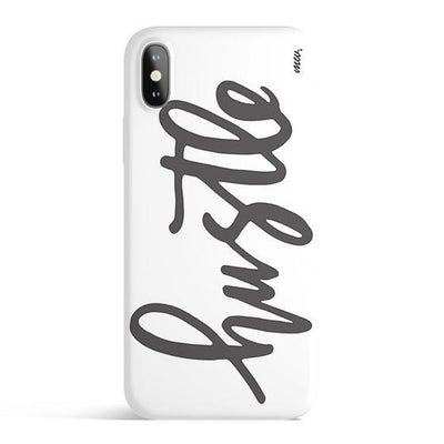 Hustle - Colored Candy Cases Matte TPU iPhone Cover