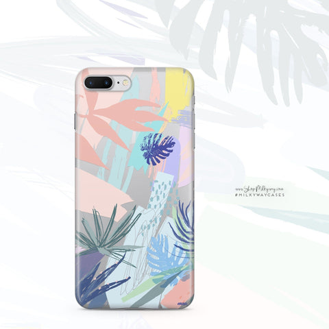 'Complex' - Clear TPU Case Cover