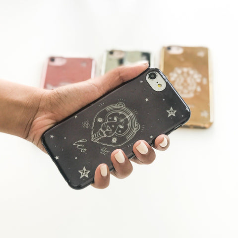 Chrome TPU Case - Leo
