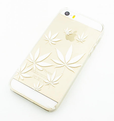 Plant Life - Clear TPU Case Cover