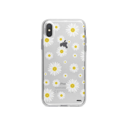 Oopsie Daisy iPhone X Case Clear