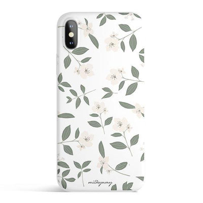 Jasmine - Colored Candy Cases Matte TPU iPhone Cover