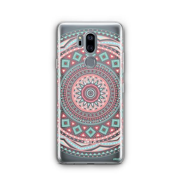 Anna Mandala LG G7 Thinq Case Clear