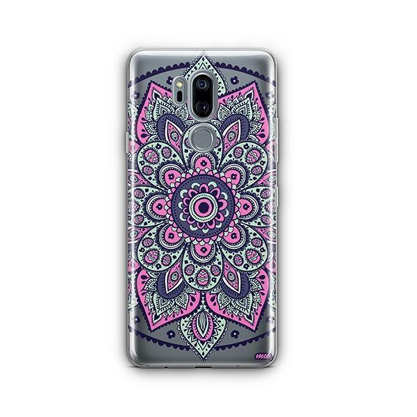 Dakota Mandala LG G7 Thinq Case Clear