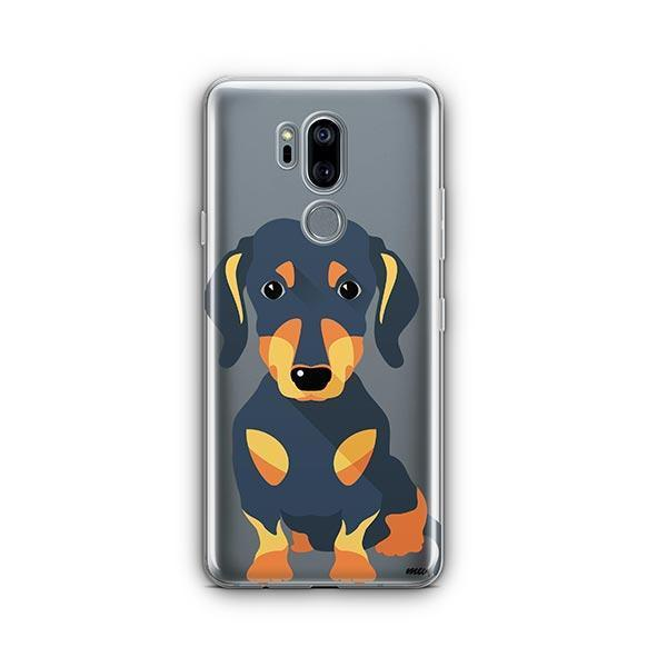 Doxie - LG G7 Thinq Clear Case