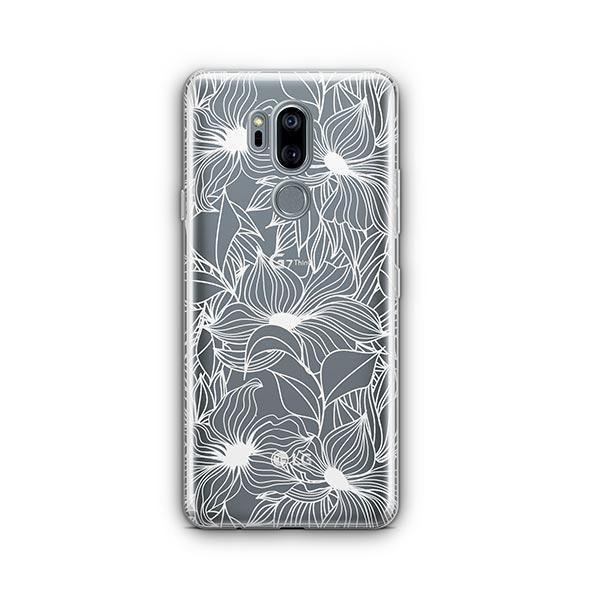 Henna Anastasia LG G7 Thinq Case Clear
