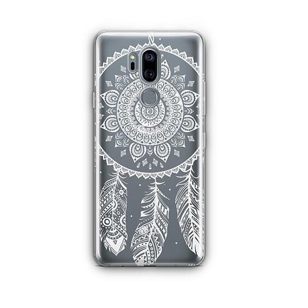 Henna Ojibwe LG G7 Thinq Case Clear