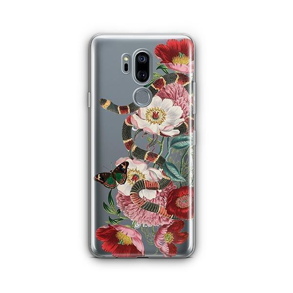 Adam And Eve - LG G7 Thinq Case Clear