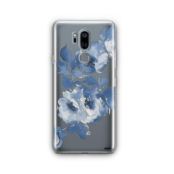 Blue Crush LG G7 Thinq Case Clear