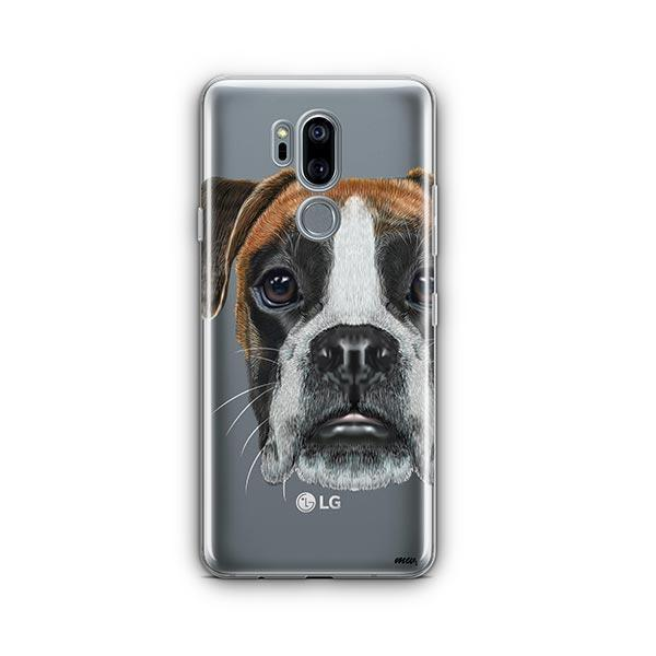 Boxer - LG G7 Thinq Clear Case