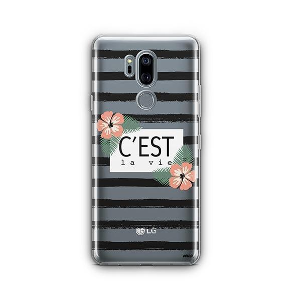 C'est La Vie LG G7 Thinq Case Clear