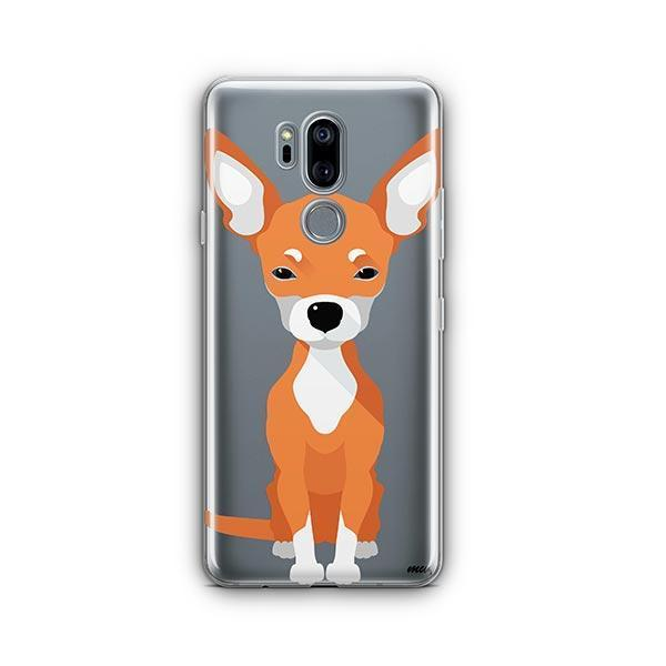 Chihuahua - LG G7 Thinq Clear Case