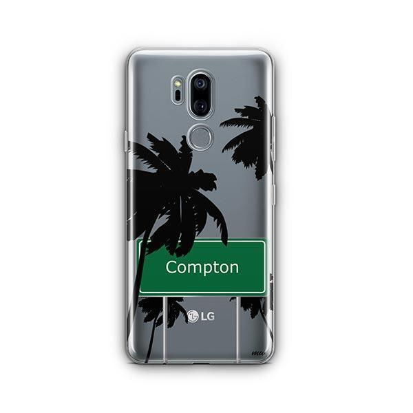 Compton LG G7 Thinq Case Clear