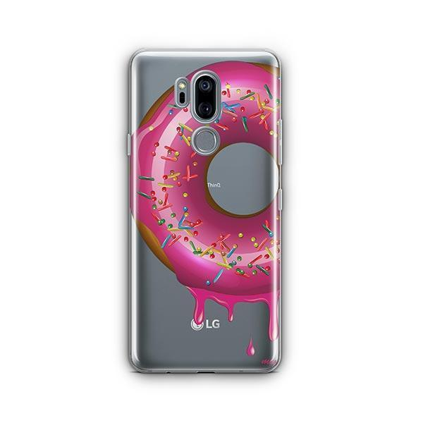 Dripping Donut LG G7 Thinq Case Clear