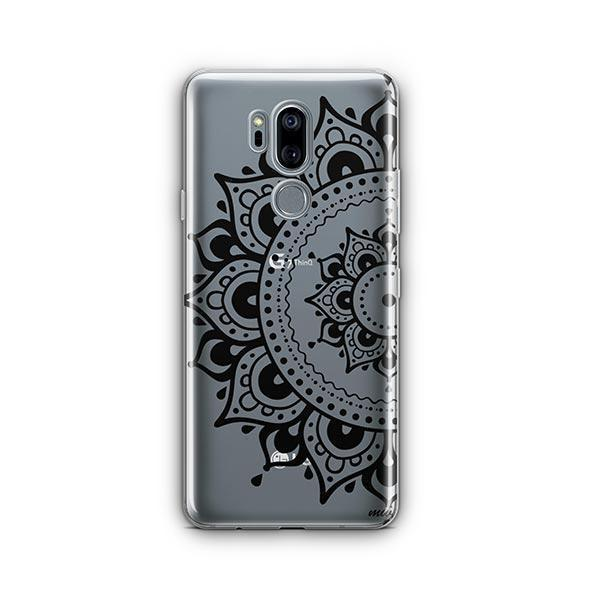 Hayley Mandala LG G7 Thinq Case Clear