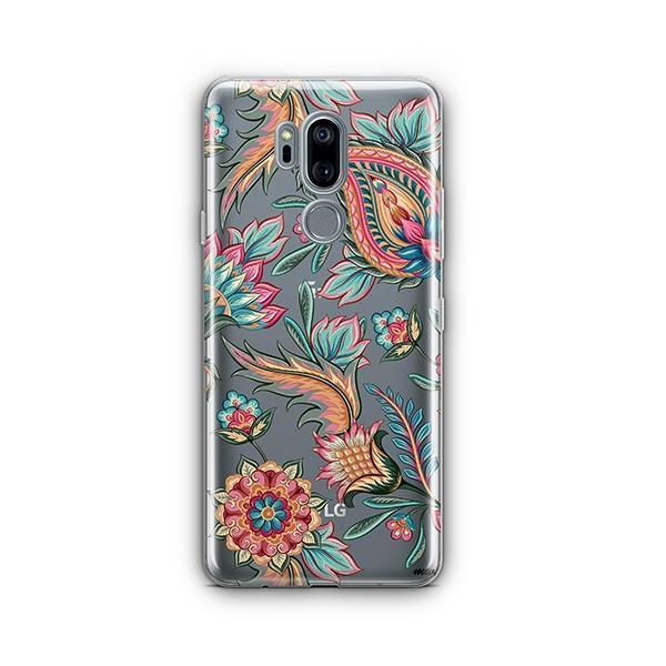 Lola Paisley LG G7 Thinq Case Clear