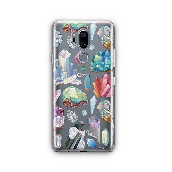Lucent LG G7 Thinq Case Clear