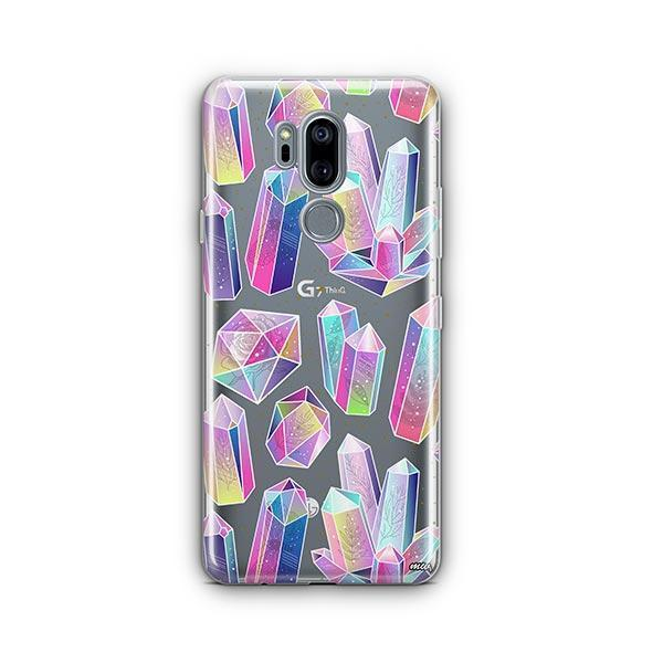 Pelucid LG G7 Thinq Case Clear