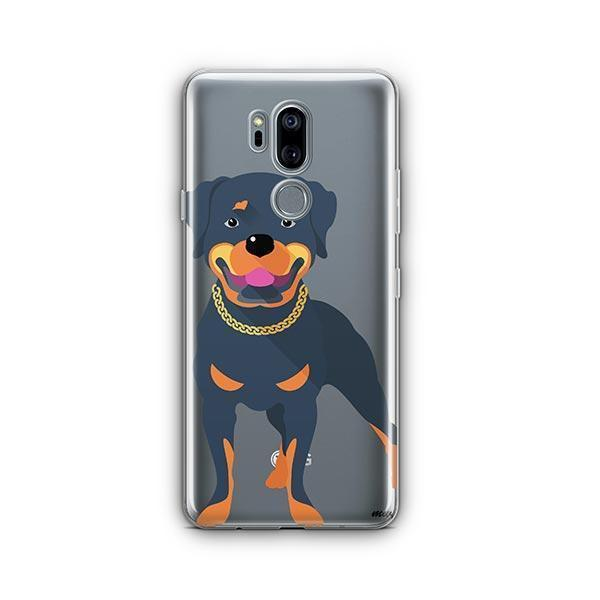 Rottweiler - LG G7 Thinq Clear Case
