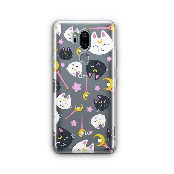 Sailor Kitty - LG G7 Thinq Clear Case