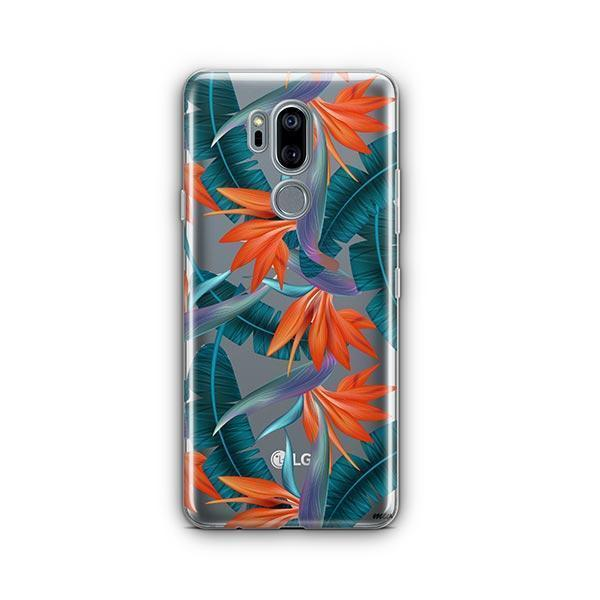 Strelitzia LG G7 Thinq Case Clear