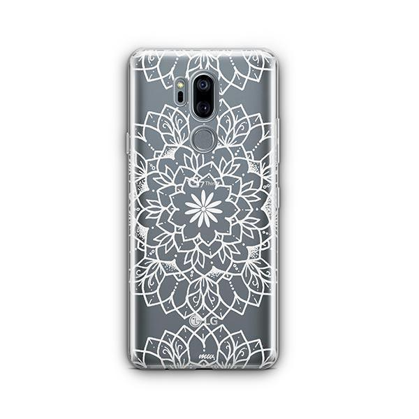 Sweet Daisy LG G7 Thinq Case Clear