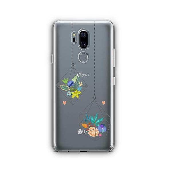 Terrarium LG G7 Thinq Case Clear