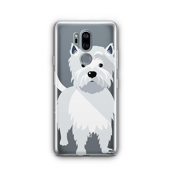 Westie - LG G7 Thinq Clear Case