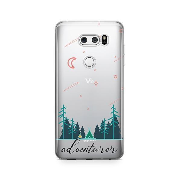 Adventurer LG V30 Case Clear
