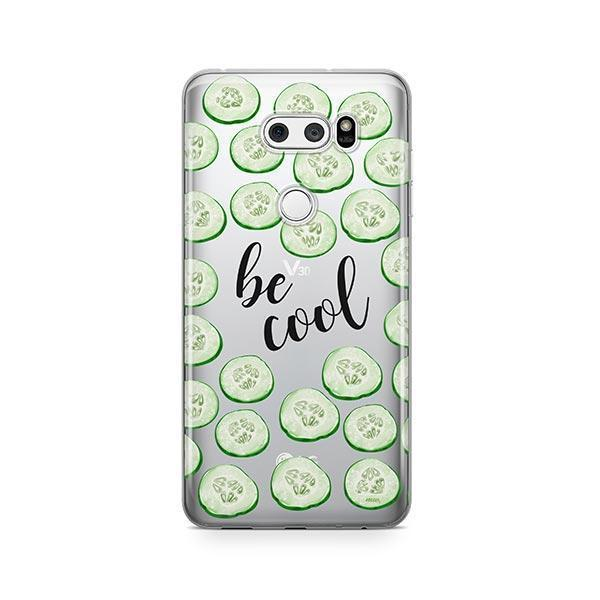 Be Cool LG V30 Case Clear