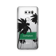 Compton LG V30 Case Clear