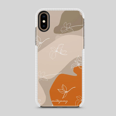 Tough Bumper iPhone Case - Modern Palette