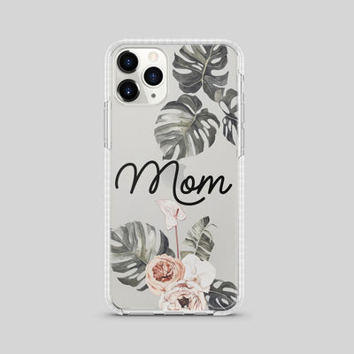 Tough Bumper iPhone Case - Mom