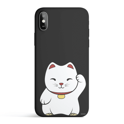 Maneki Neko Colored Candy Matte TPU Case - Clear Cut Silicone Phone Cover - Milkyway Cases
