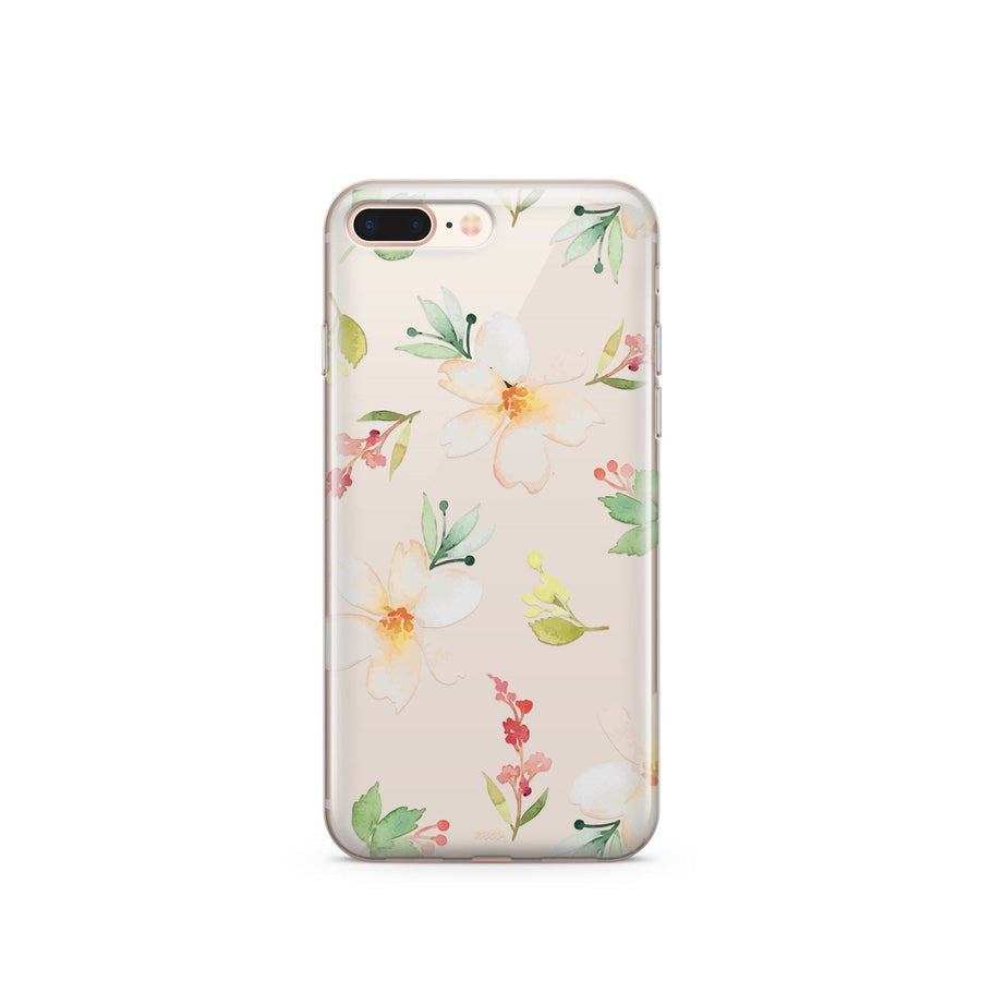 Meadow - Clear Case Cover