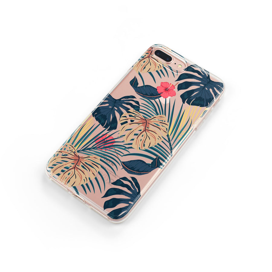 iPhone x Monstera case
