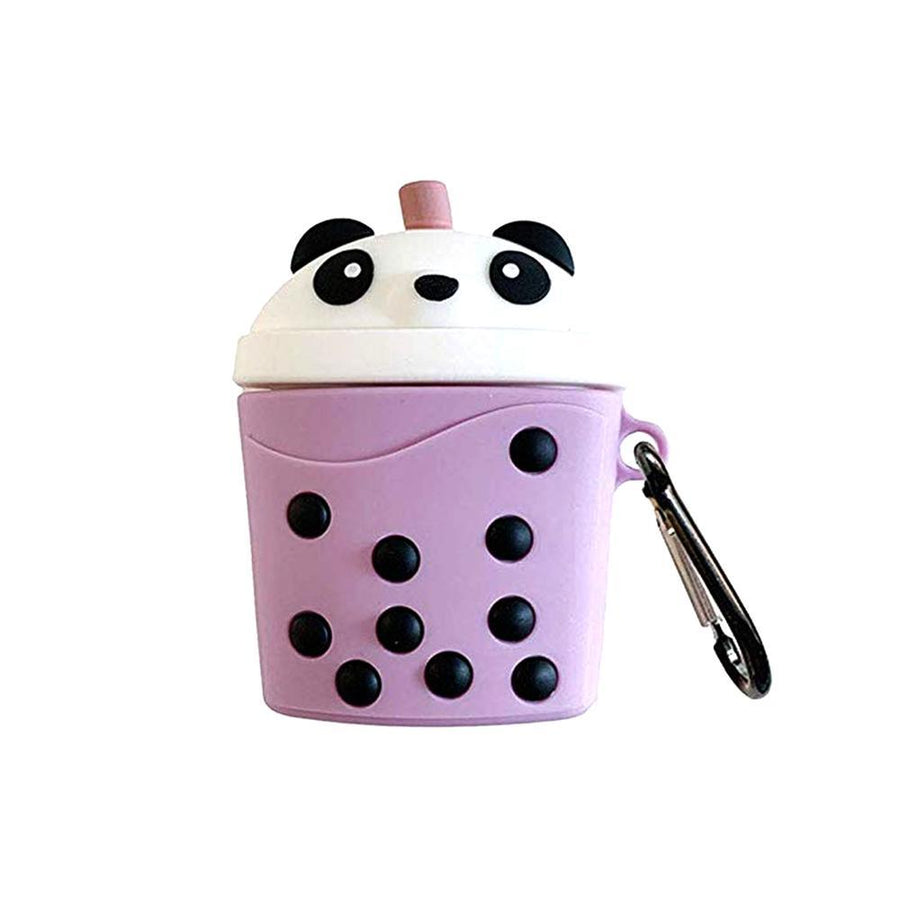 Panda Boba Airpod Case