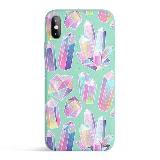 Pellucid - Colored Candy Cases Matte TPU iPhone Cover