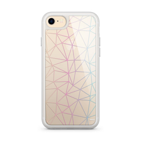 Premium Milkyway iPhone Case - Ombre Geo