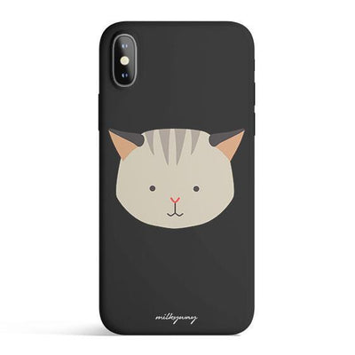 Ragamuffin - Colored Candy Cases Matte TPU iPhone Cover