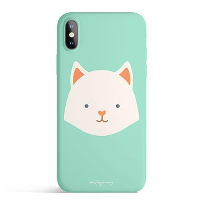 Ragdoll - Colored Candy Cases Matte TPU iPhone Cover
