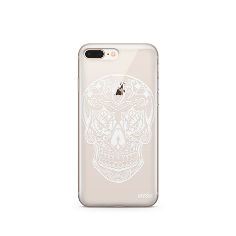 Rose Eyes - Clear TPU Case Cover