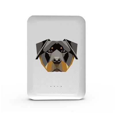 Rottweiler - 10,000 mAh Mini Portable Power Bank Charger