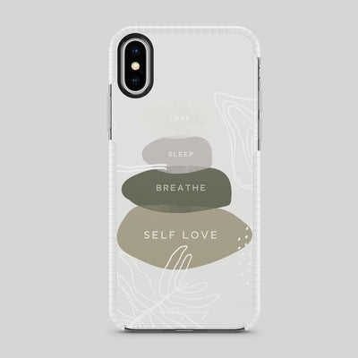 Tough Bumper iPhone Case - Self Love