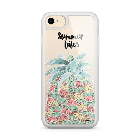Premium Milkyway iPhone Case - Summer Pineapple Vibes