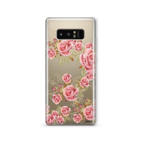 Caladrina - Samsung Galaxy Note 8 Case Clear